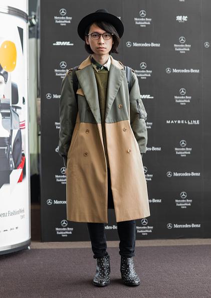 Black Jeans「Street Style - Day 5 - MBFW Tokyo 2015 A/W」:写真・画像(7)[壁紙.com]