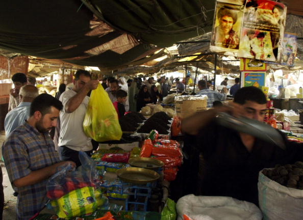 Holiday - Event「Iraqis Prepare For Ramadan In Baghdad」:写真・画像(16)[壁紙.com]