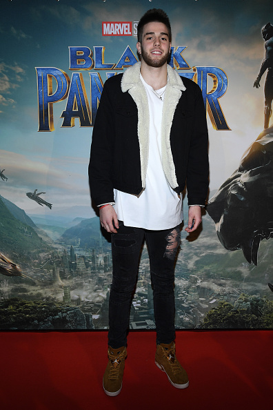 "Suede「""Black Panther"" Paris Special Screening At Le Grand Rex」:写真・画像(5)[壁紙.com]"