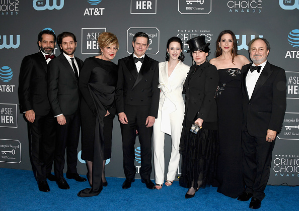 Press Room「The 24th Annual Critics' Choice Awards - Press Room」:写真・画像(15)[壁紙.com]