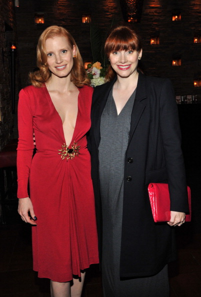 Jessica Chastain「Sony Pictures Classics 20th Anniversary Party At The 2011 Toronto International Film Festival」:写真・画像(16)[壁紙.com]