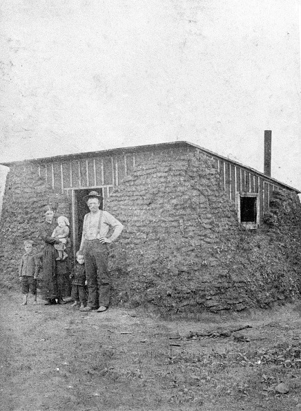 Farm「Old West Homestead Portrait」:写真・画像(10)[壁紙.com]