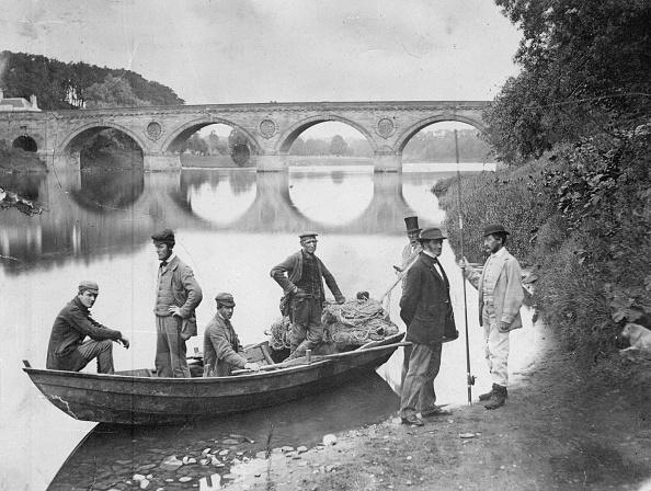 Recreational Pursuit「River Fishermen」:写真・画像(14)[壁紙.com]