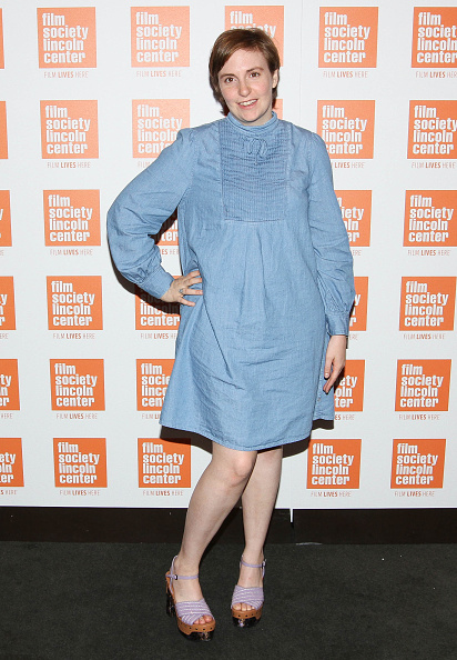 Hand On Hip「The Film Society Of Lincoln Center Presents An Evening With Judd Apatow And Lena Dunham」:写真・画像(10)[壁紙.com]