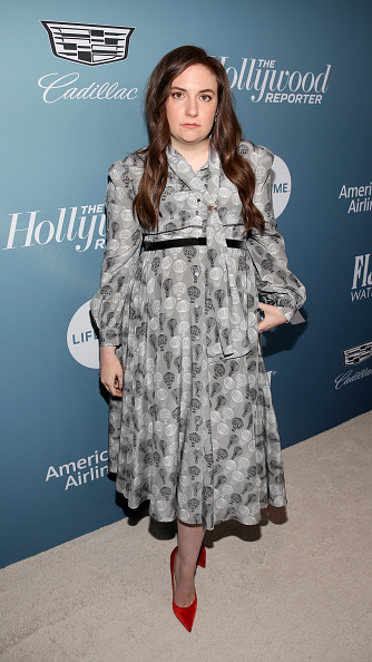 Baby Doll Dress「The Hollywood Reporter's Power 100 Women In Entertainment - Red Carpet」:写真・画像(5)[壁紙.com]
