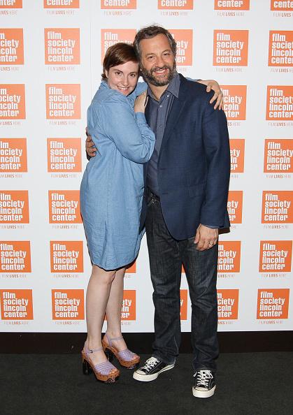 リンカーンセンター ウォルターリードシアター「The Film Society Of Lincoln Center Presents An Evening With Judd Apatow And Lena Dunham」:写真・画像(15)[壁紙.com]