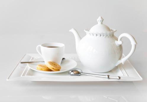 Tea「ティーやクッキー」:スマホ壁紙(0)