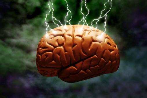 Spirituality「Lightning brain」:スマホ壁紙(2)