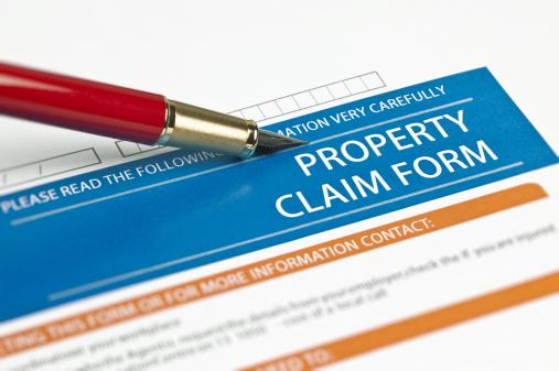 Home Insurance「Property Claim Form」:スマホ壁紙(5)