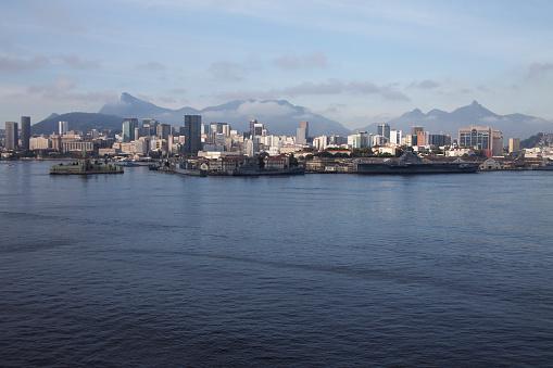 Rio「Harbour and skyline of Rio de Janeiro」:スマホ壁紙(14)