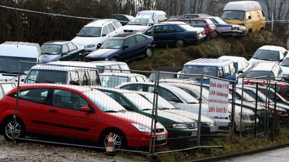 Transportation「Signs Of Optimism In German Car Market」:写真・画像(18)[壁紙.com]