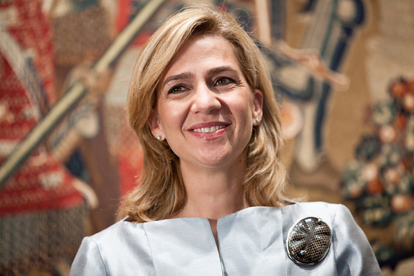 "Princess Cristina of Spain「""The Invention Of Glory: Afonso V And The Pastrana Tapestries"" Exhibition Opening」:写真・画像(0)[壁紙.com]"