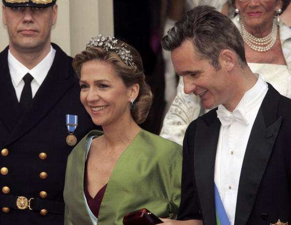 Princess Cristina of Spain「DK Wedding Of Danish Crown Prince Frederik and Mary Donaldson」:写真・画像(3)[壁紙.com]