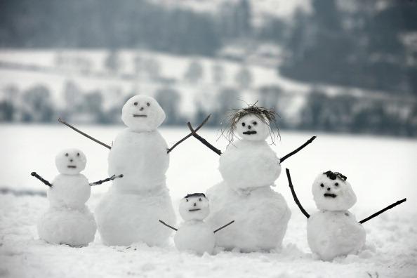 雪だるま「UK Hit By Heavy Snow Fall」:写真・画像(17)[壁紙.com]