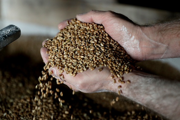 Wheat「Flour Sales See Dramatic Increase As Lockdown Britain Turns To Baking」:写真・画像(2)[壁紙.com]