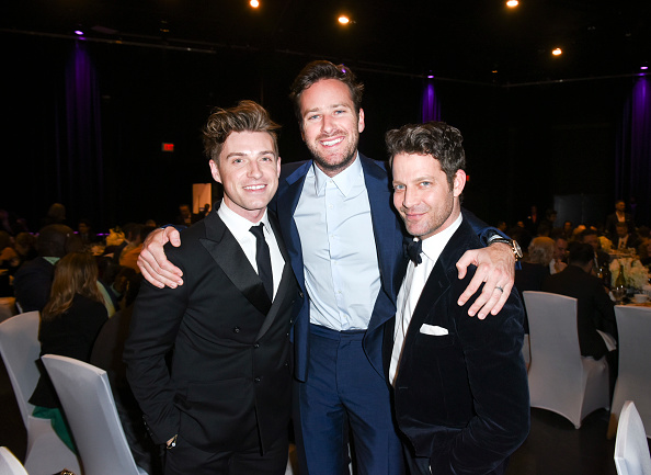 Armie Hammer「Family Equality Council's Impact Awards at the Globe Theatre, Universal Studios - Inside」:写真・画像(7)[壁紙.com]