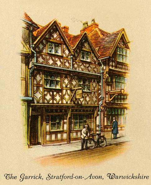Elizabethan Style「The Garrick」:写真・画像(0)[壁紙.com]