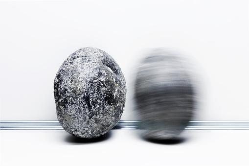 Multiple Exposure「rock in motion」:スマホ壁紙(6)
