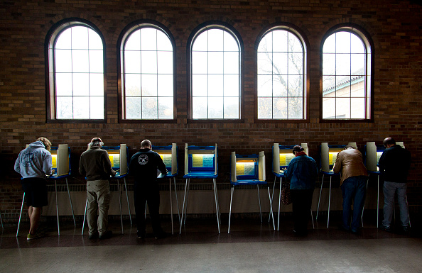 Wisconsin「Midterms Elections Held Across The U.S.」:写真・画像(2)[壁紙.com]