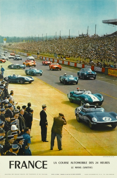 Motorsport「24 Heures Du Mans」:写真・画像(1)[壁紙.com]