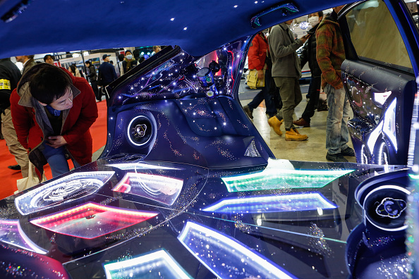 Science and Technology「TOKYO AUTO SALON 2016」:写真・画像(3)[壁紙.com]