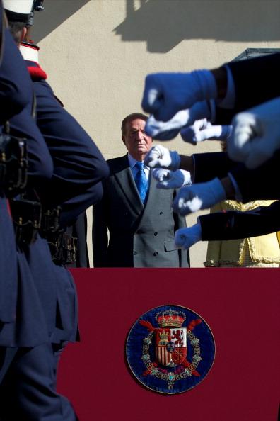 President of Mexico「Spanish Royals Receive Mexican President Enrique Pena Nieto and Wife at El Pardo Palace」:写真・画像(16)[壁紙.com]