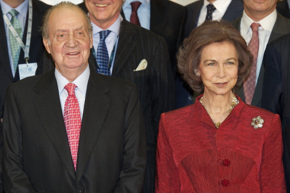 Queen Sofia of Spain「Spanish Royals Attend 'Exceltur' Closing Ceremony」:写真・画像(17)[壁紙.com]