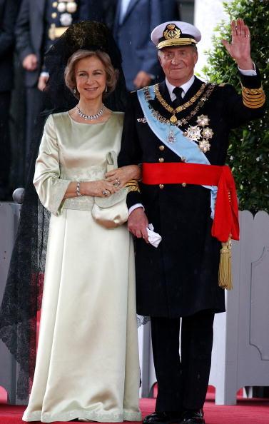 Military Uniform「Wedding Of Spanish Crown Prince Felipe and Letizia Ortiz」:写真・画像(11)[壁紙.com]