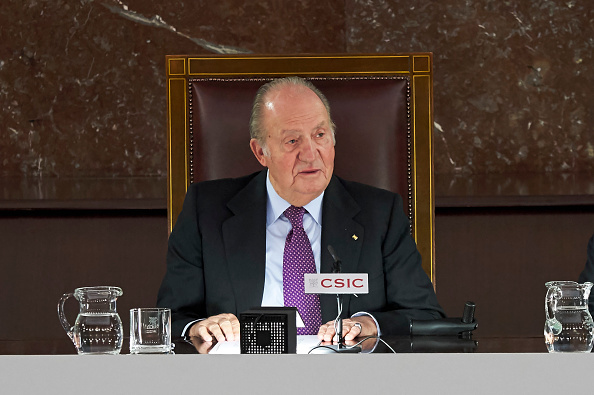 King - Royal Person「King Juan Carlos Delivers FONDENA Award 2017」:写真・画像(10)[壁紙.com]