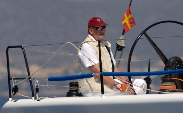 Carlos Alvarez「Spanish Royals Attend The Breitling Sailing Cup - Day 1」:写真・画像(18)[壁紙.com]