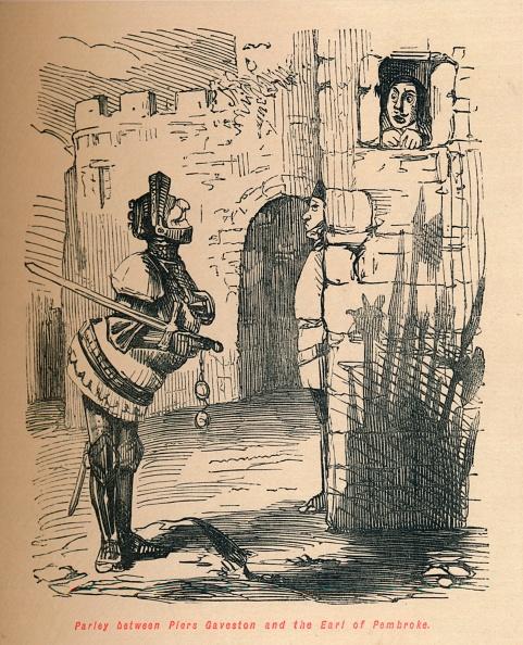 Pier「Parley Between Piers Gaveston And The Earl Of Pembroke Circa 1860」:写真・画像(8)[壁紙.com]