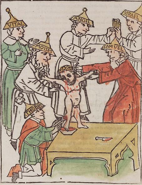 Prosecution「Simon Of Trent. From Passio Beati Simonis By Johannes Matthias Tuberinus」:写真・画像(18)[壁紙.com]