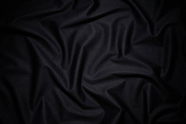 Dark fabric texture background with wave pattern:スマホ壁紙(壁紙.com)