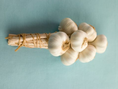 Garlic Clove「Bulbs of Garlic Overhead」:スマホ壁紙(2)