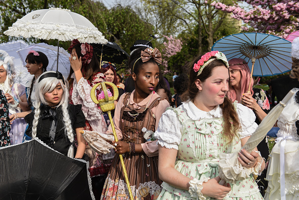 桜「Brooklyn Botanic Gardens Hosts Sakura Matsuri, Its Annual Cherry Blossom Festival」:写真・画像(14)[壁紙.com]