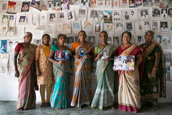 Sri Lanka「Sri Lankans Remember Their Missing Family 10 Years After The Civil War」:写真・画像(9)[壁紙.com]