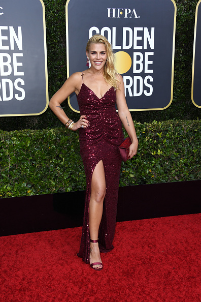 Golden Globe Award「77th Annual Golden Globe Awards - Arrivals」:写真・画像(1)[壁紙.com]