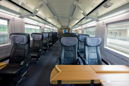 Seattle「Business Class Train Interior」:スマホ壁紙(5)
