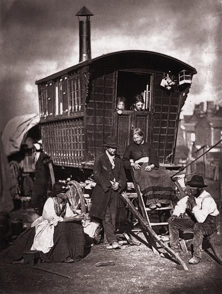 ジプシー「London Nomades」:写真・画像(2)[壁紙.com]