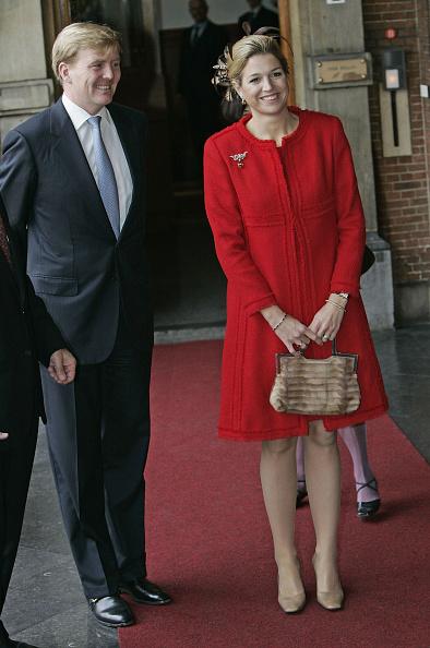 Michel Porro「Dutch Princess Maxima Takes Seat In Government Advisory Body es Seat In Government Advisory Body」:写真・画像(15)[壁紙.com]