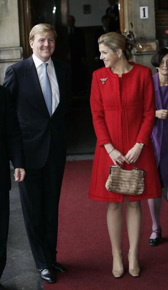 Michel Porro「Dutch Princess Maxima Takes Seat In Government Advisory Body es Seat In Government Advisory Body」:写真・画像(16)[壁紙.com]
