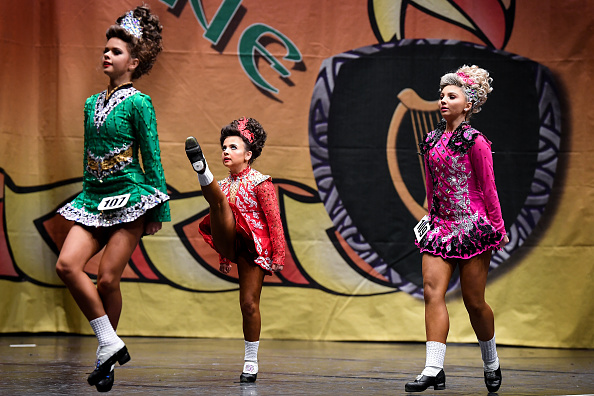 Participant「Competitors Take Part In The 2018 World Irish Dancing Championships」:写真・画像(13)[壁紙.com]