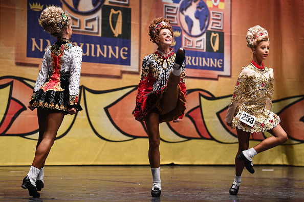 Participant「Competitors Take Part In The 2018 World Irish Dancing Championships」:写真・画像(14)[壁紙.com]