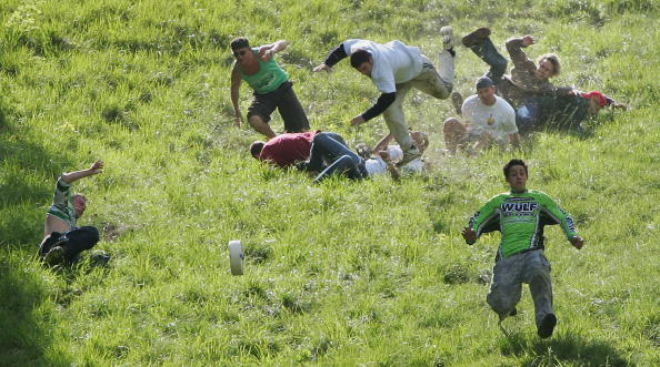 """Cheese「Gloucestershire """"Cheese Rolling and Wake""""」:写真・画像(19)[壁紙.com]"""
