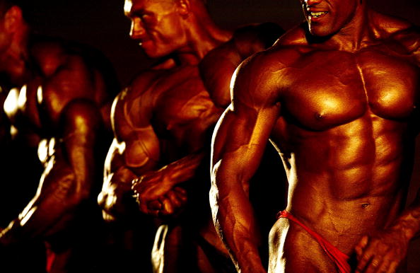 Strength「Body Builder's Compete in Universe Contests」:写真・画像(14)[壁紙.com]