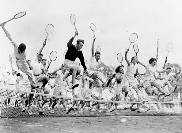 テニス「Net Leap」:写真・画像(6)[壁紙.com]