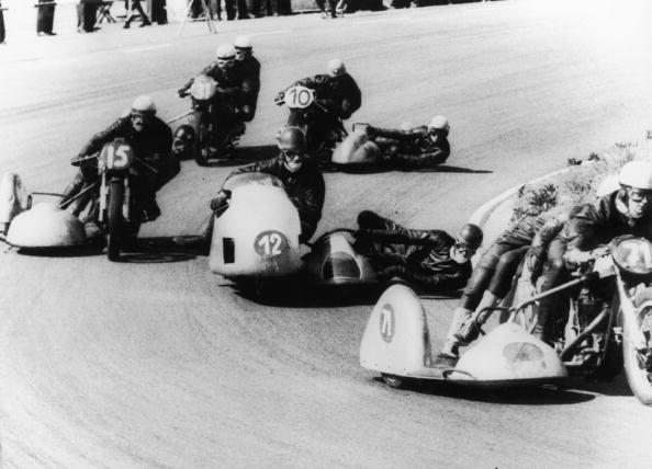 オートバイ競技「Zandvoort Racing」:写真・画像(10)[壁紙.com]