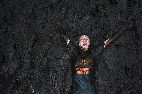 Bestpix「Mud Madness in Association With Marie Curie」:写真・画像(1)[壁紙.com]