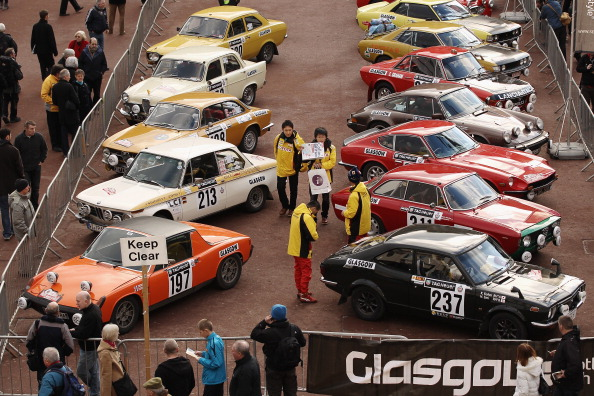 Competitive Sport「Competitors From All Over The World Prepare For The Start Of The Monte Carlo Rally」:写真・画像(10)[壁紙.com]