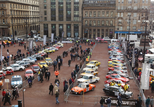 Competitive Sport「Competitors From All Over The World Prepare For The Start Of The Monte Carlo Rally」:写真・画像(9)[壁紙.com]